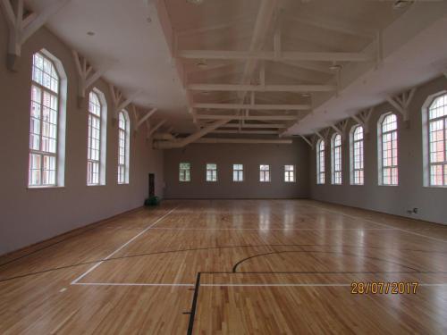 Kuldīgas sporta skolas rekonstrukcija