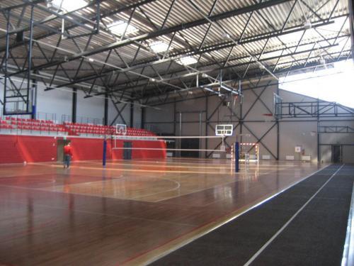 Rūjienas sporta zāle